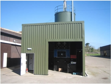 Wood Waste Management Systems