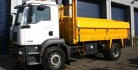 18 Tonne Tipper with Cover