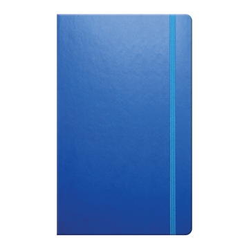 Dark Blue Flexible Cover Jotter