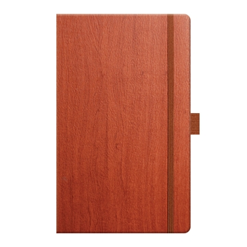 Acero Wood Grain Effect Cover - Ruled Jotters