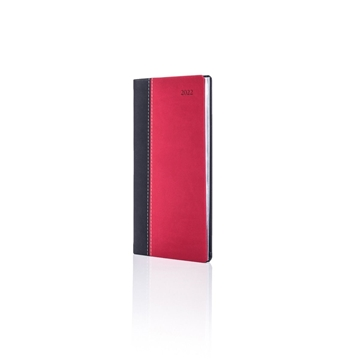 Costa Rica 2022 Diary - Graphite and Coral Red