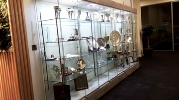 School Trophy Cabinets
