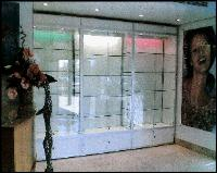 Reception Display Cabinets