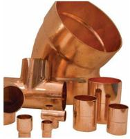 Copper Pipe and Fittings