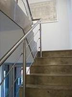 Component Based Stainless Steel Balustrade Systems - Sentinel