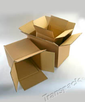 Brown Double Wall Cartons