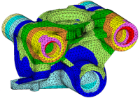 finite element analysis (FEA)