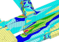 Impact Finite Element Analysis