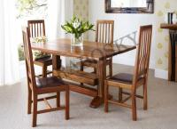 Compact Foldaway Console/Dining Table