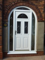 Arched Frames for uPVC Doors