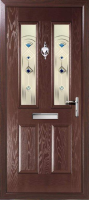 Secure Composite Doors
