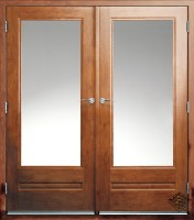 High Security Patio Doors