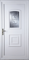 Reinforced Panel uPVC Doors
