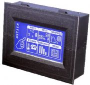 LCD HMI Graphic display touchscreen