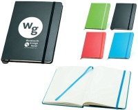 A5 Hard backed Notebook
