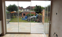 Bathroom Frameless Glass Doors