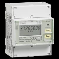 Conto D4-Pd MID - B & D MID Certified Active Energy Meter - DIN Rail Mounting
