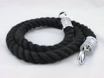 Black Wall Ropes