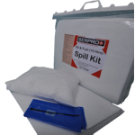 10 Litre Essential Oil and Fuel Spill Kit