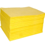 Single Weight Bonded Chemical Absorbent Pads
