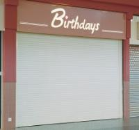 Retail Security Rolling Shutters & Grilles