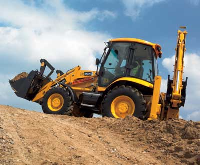 JCB 3CX Sitemaster Backhoe Loader Hire