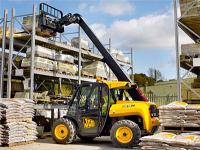 JCB 515-40 4m Lift Telescopic Handler Hire