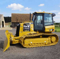 Caterpillar D5K Tractor Hire