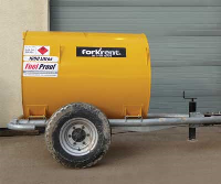 Fuel Bowser 1000l/220 gallons Hire