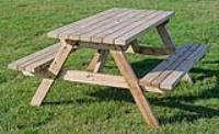 4 Seater Benches