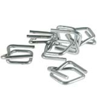 13mm GALVANISED STEEL BUCKLES (1000 per box) for COMPOSITE/CORDED POLYESTER STRAP