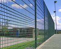 Sports rebound fencing systems