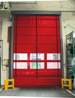 High speed fast action doors