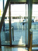 automatic sliding and swing doors
