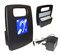 Portable Reception Counter Induction Loops