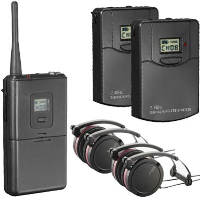 Portable RF Induction Loop System