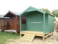 Quality Beach Huts In Cromer