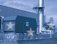 Industrial air pollution control catalysts