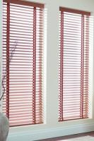 Wooden and Aluminium blinds