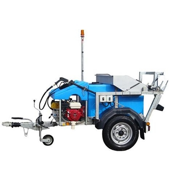 Wheelie Bin Cleaning Machines