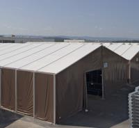 Gable Roof Steel Framed Structures