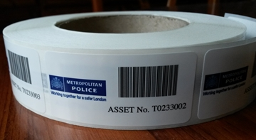 Barcode - Labels