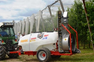 Air Assisted Sprayers