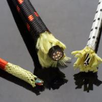 Signal, power & fibre optic submarine cables for Oil, Gas & Defence Applications