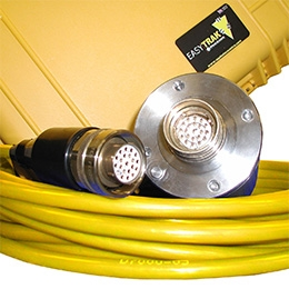 Defence applications including undersea cable and connector products