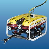 ROV applications including Scorpion cable and bespoke connectors