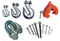 Lifting Gear (wire ropes, blocks, clamps, shackles)