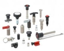 Indexing & Spring plungers & Ball lock pins