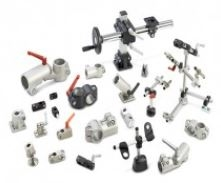 Tube Clamp Connectors, Clamp Mountings & Linear Actuators