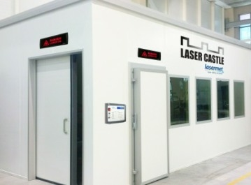 Complete Installations of Laser Safety Equipment
